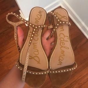 8779f19831b93f Sam Edelman Shoes - Sam Edelman Bridget Studded Sandals